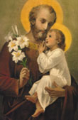 March 19th - Feast of St. Joseph (Mt 1:16.18–21.24a)