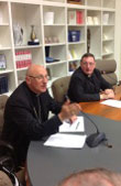 The Diocese of Fréjus-Toulon Visits the PCF