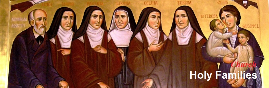 The Martin couple: The Saints of the Synod
