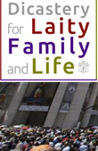 The Website of the Dicastery for the Laity, the Family and Life is born!