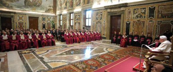 Matrimonio Alla Romana : Pontificium consilium pro familia la mancanza di fede