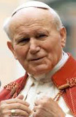 Tribute to John Paul II